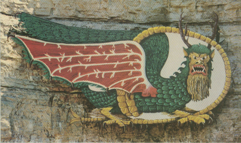 Piasa Bird at Norman's Landing